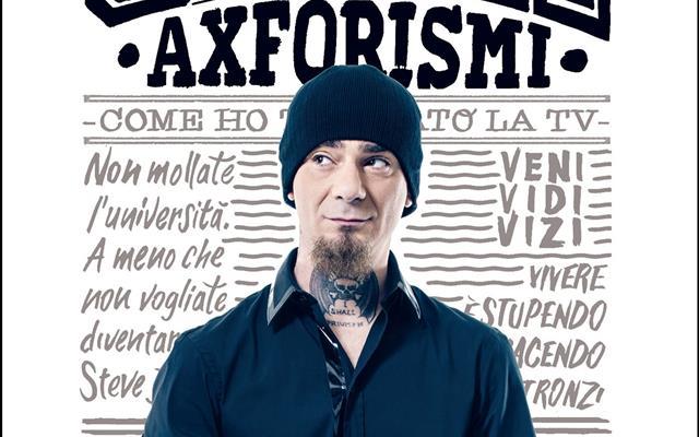 Axforismi il libro di J-Ax