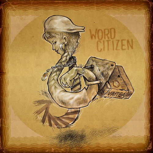 Vaitea Word Citizen download Album