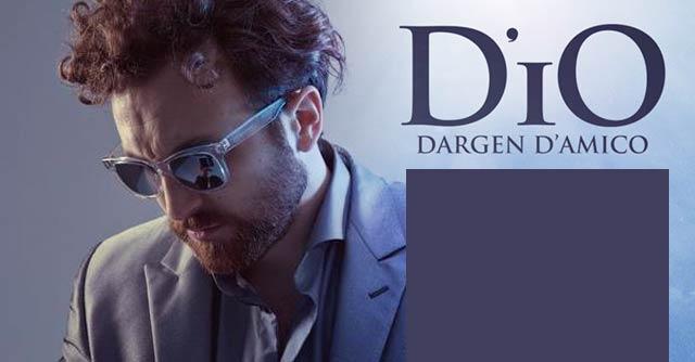Dargen D'Amico D'iO Live Reportage