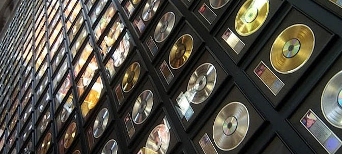Soglie vendita dischi d'oro dischi di platino in Italia