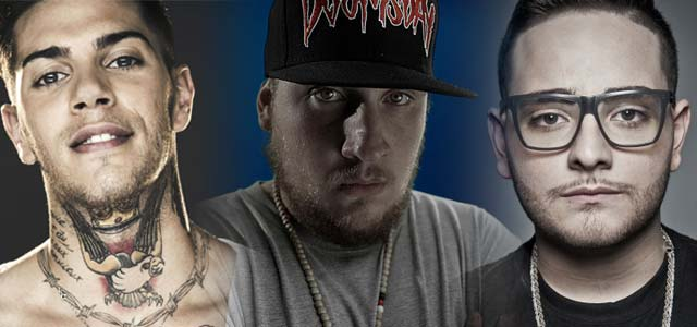 Emis Killa, Rocco Hunt e Nerone Freestyle