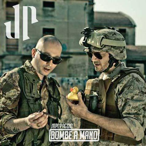 Jap Paggio Bombe a mano Album