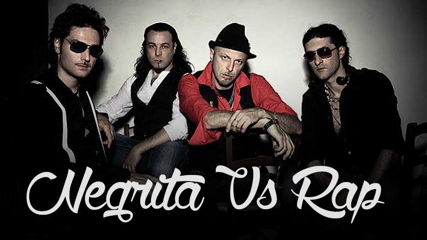 Negrita Vs Rap