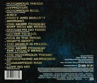 Cd Colonna sonora del Film
