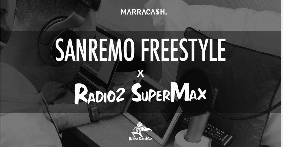 Sanremo Freestyle Marracash