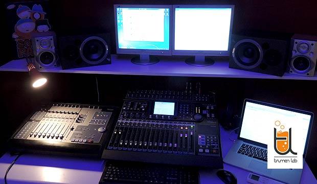 Studio d Registrazione Rap Milano